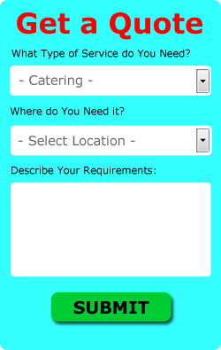 Free Wickford Catering Quotes