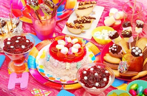 Kid's Party Caterers Near Me Dronfield