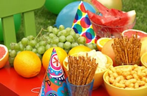 Kid's Party Caterer Wickford (01268)