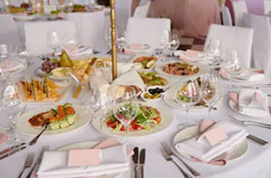 Wedding Catering Hertford (SG13)